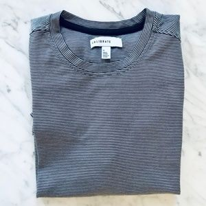 """Nordstrom- """"Calibrate"""" Stripped Shirt"""